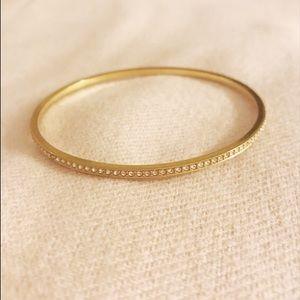 3914c1b6d035 Swarovski Jewelry - Swarovski Ready Gold Bangle